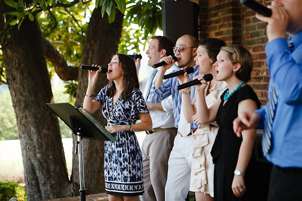 The Wedding Singers: Local A Cappella Groups
