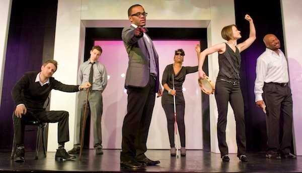 """Theater Review: """"Spoiler Alert: Everybody Dies"""" at Woolly Mammoth"""