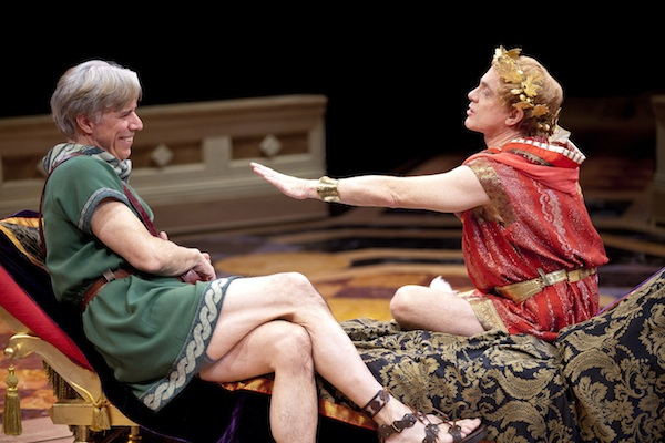 "Theater Review: ""You, Nero"" at Arena Stage"