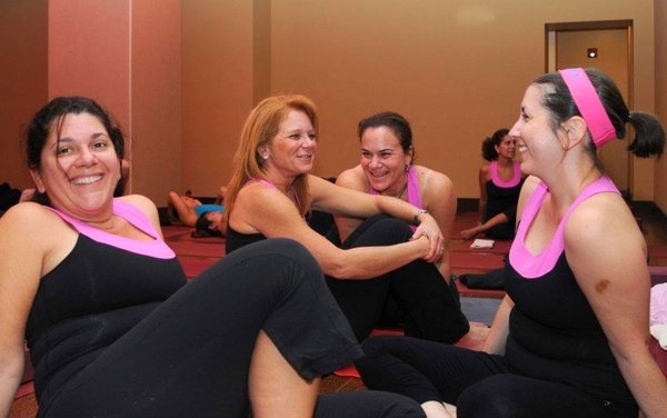 Free Yoga Class for Breast Cancer Patients and Survivors