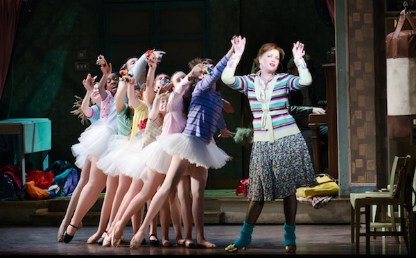 "Theater Review: ""Billy Elliot The Musical"" at the Kennedy Center"