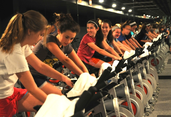 ZenGo Fitness Offers a Safe Haven for Teenage Girls