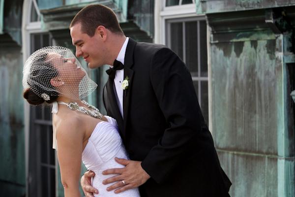 Washington Real Weddings: Liz and Matt