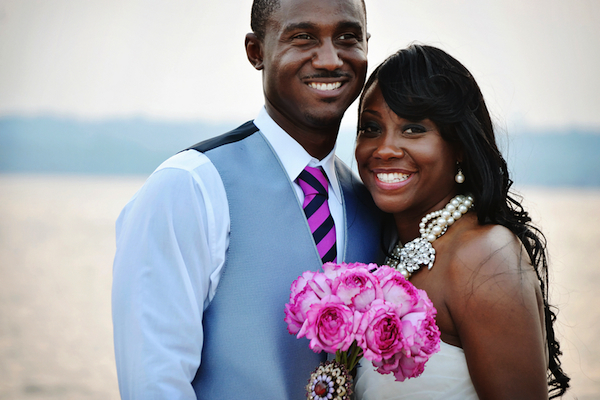 Real Wedding: Shereta and Larry