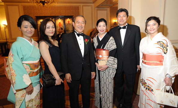 The 33rd Annual Ambassador's Ball (Pictures)