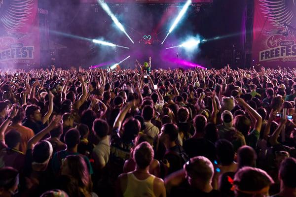 Deadmau5, Jill Scott, and Sting: Get Your Tickets