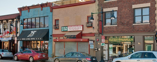 A Local Web Site Lets the Community Decide Which Business Should Appear Next on H Street