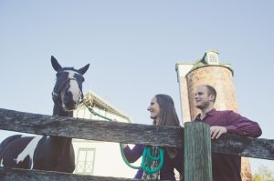 Real Engagement Session: Darcy and Brian