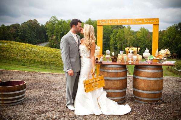 Washington Real Weddings: Chelsea and Nick