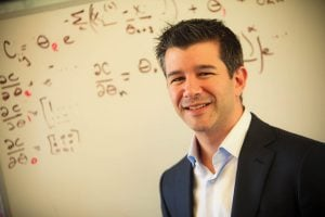 A Q&A With Travis Kalanick, CEO of Uber