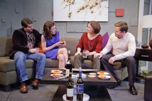 "Theater Review: ""The Religion Thing"" at Theater J"
