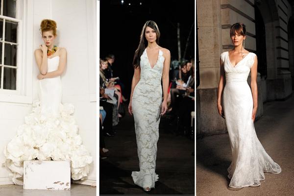 Celebrity Wedding Dress Winners