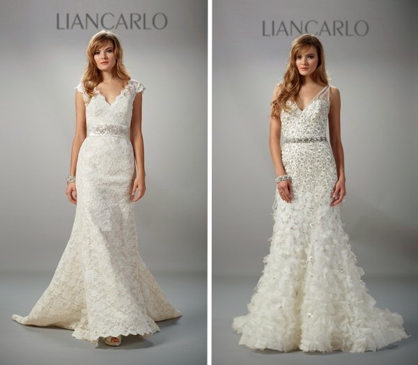 Wedding Dress Designer of the Week: Liancarlo