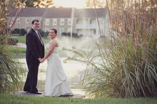 Washington Real Weddings: Ashley and Andrew