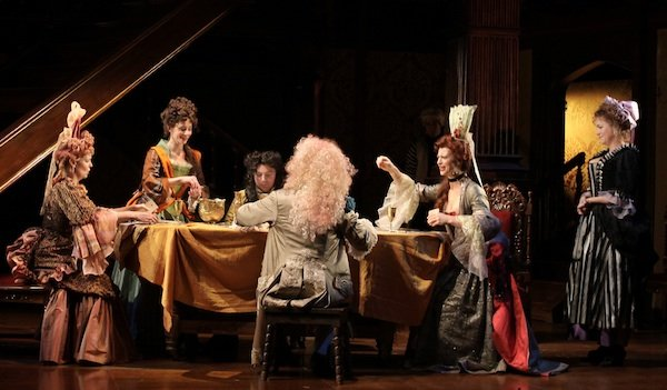 """Theater: Women Take the Spotlight Onstage and Off in """"The Gaming Table"""""""