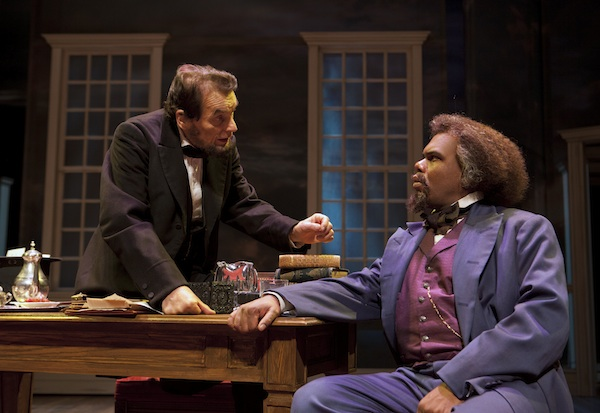 """Theater Review: """"Necessary Sacrifices"""" at Ford's Theatre"""