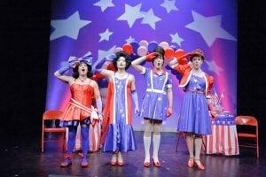 "Theater Review: ""Electile Dysfunction: The Kinsey Sicks for President!"" at Theater J"