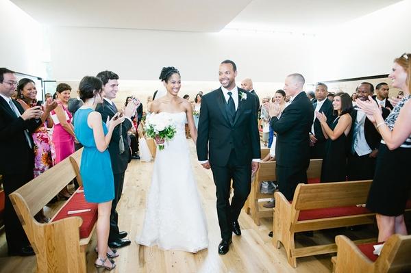 Real Weddings From the Magazine: Robynn Scott-Clayton & Jerome Nichols