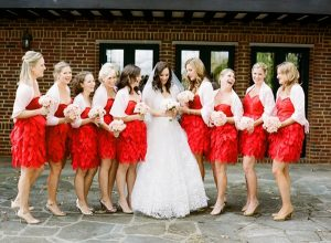 Valentine's Day Wedding + Simple and Sweet in Alexandria