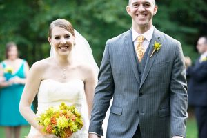 Washington Real Weddings: Virginia and Christopher
