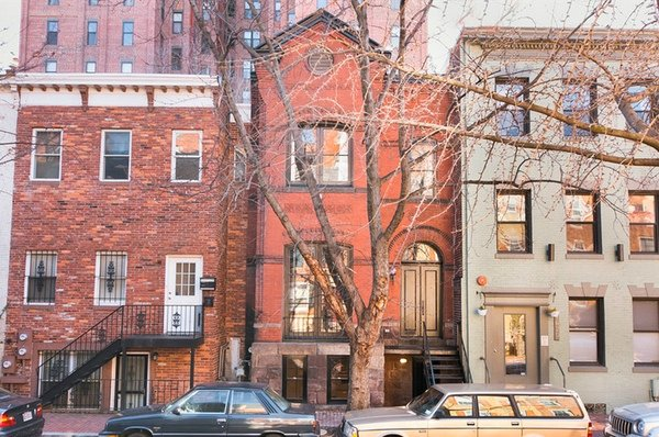 Armchair Open House: Freshly Renovated Dupont Rowhouse