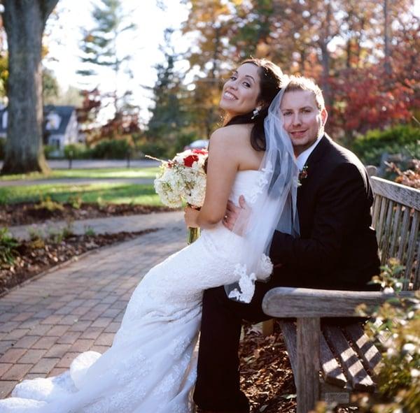 Real Weddings: Vanessa and Jon