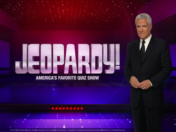 """Jeopardy!"" Is Coming to Washington for Power Players Week"