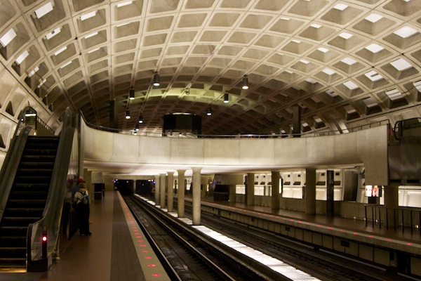DC Reports Cite the Most Dangerous Metro Stations and Intersections
