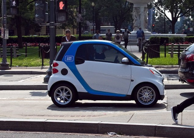 A New Car-Sharing Biz Launching This Weekend Promises No Parking Tickets–Ever
