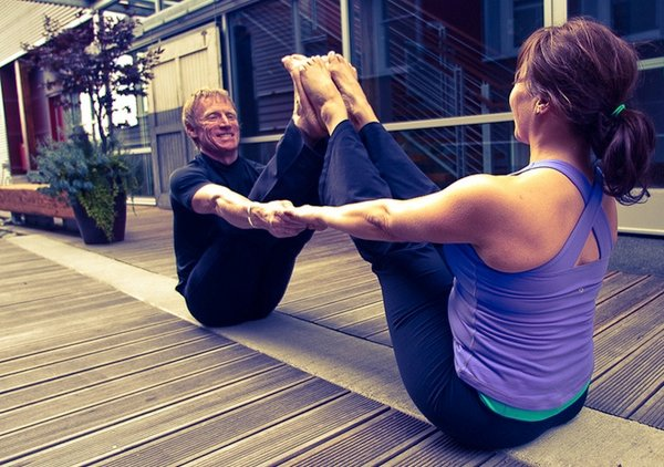 Couples' Fitness Classes in Washington