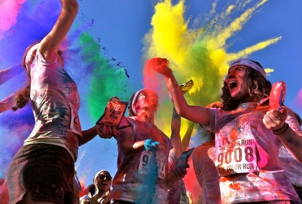 Registration for the Color Run 5K Opens Today