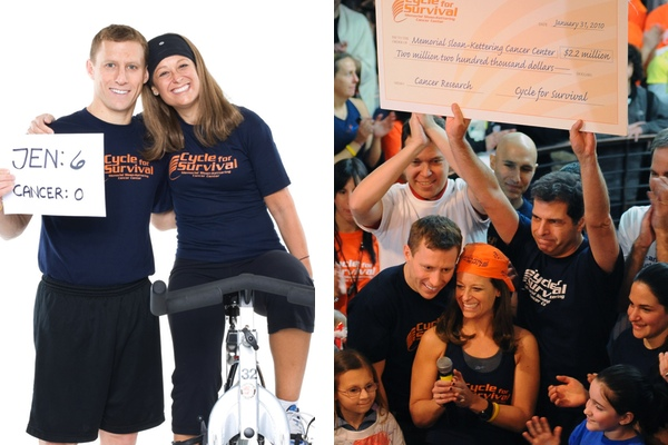 Equinox Bethesda Hosts Cycle for Survival for the First Time