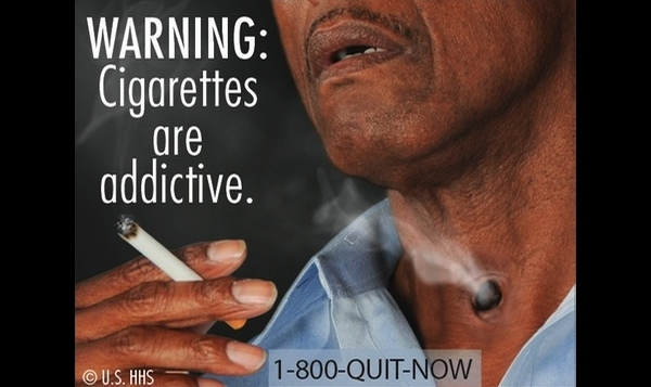 A Washington Judge Says Graphic Cigarette Labels are Unconstitutional and Inaccurate