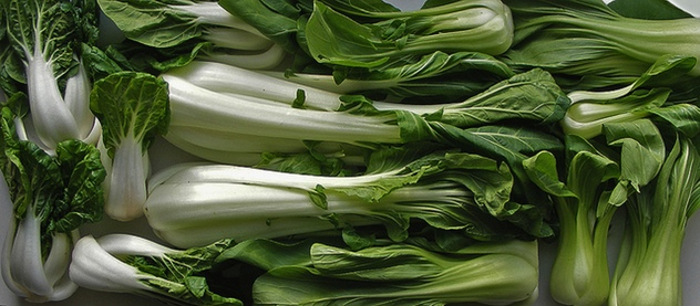 New Vegetable to Try: Bok Choy