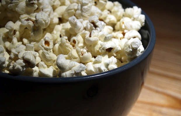 Is Popcorn the Perfect Snack Food?