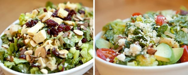The Best and Worst Salads at Sweetgreen