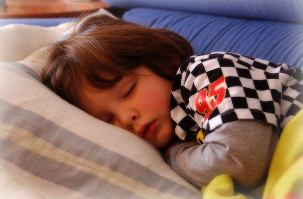 Is Your Precious Little One a Little Monster? Snoring May Be the Problem
