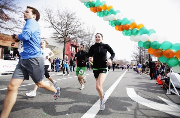 St. Patrick's Day Races in Washington