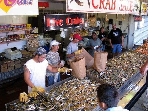 Washingtoniana: What's With the Fish Market?