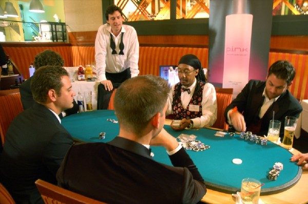 A Night Out: The Fabretto Foundation's Casino Night and Masquerade Ball