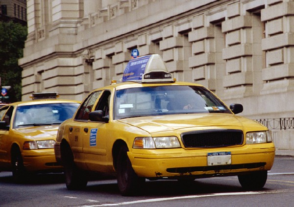 Ready Your Wallets: Meters Come to DC Cabs
