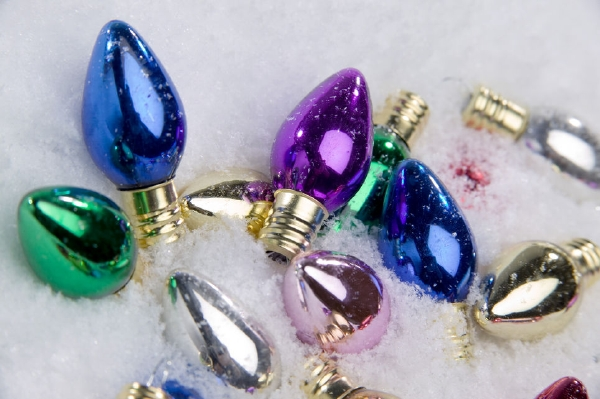 Ooh, Aah: Send Us Photos of Holiday Lights!