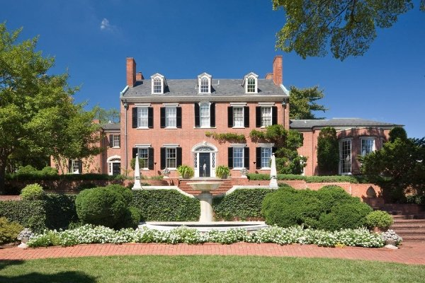 Evermay Estate on the Market for  Million