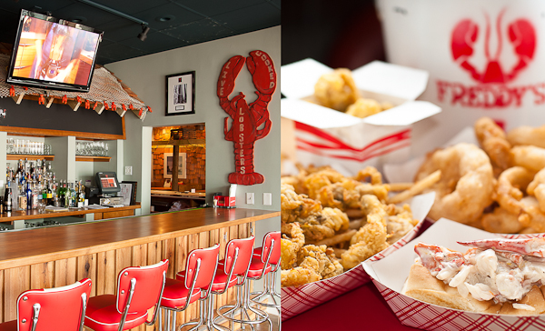 An Early Look at Freddy's Lobster + Clams—With Menus (Pictures)