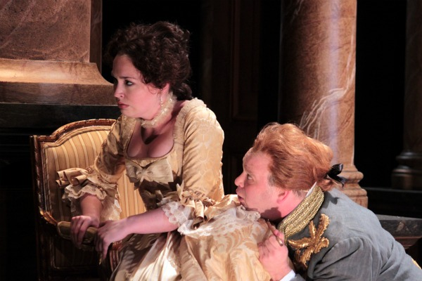 """Theater Review: """"Amadeus"""" at Round House"""
