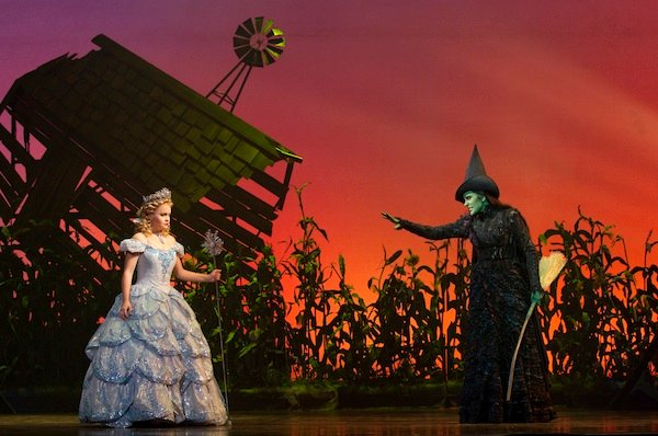 """Theater Review: """"Wicked"""" at the Kennedy Center"""