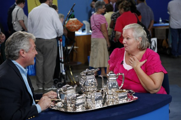 Antiques Roadshow in Washington: Behind the Scenes