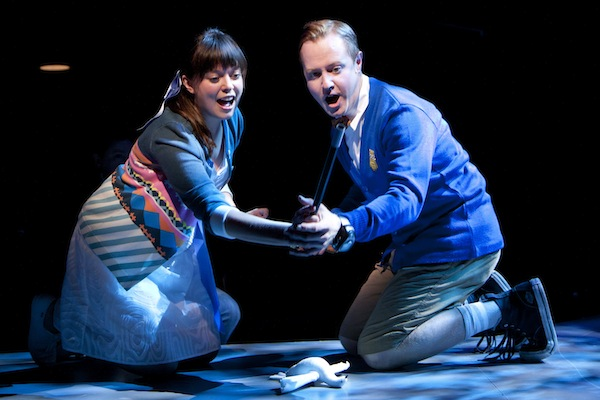 "Theater Review: ""The Boy Detective Fails"" at Signature Theatre"