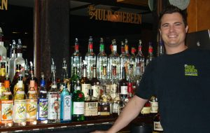 Belly Up: Aaron Irwin of the Auld Shebeen
