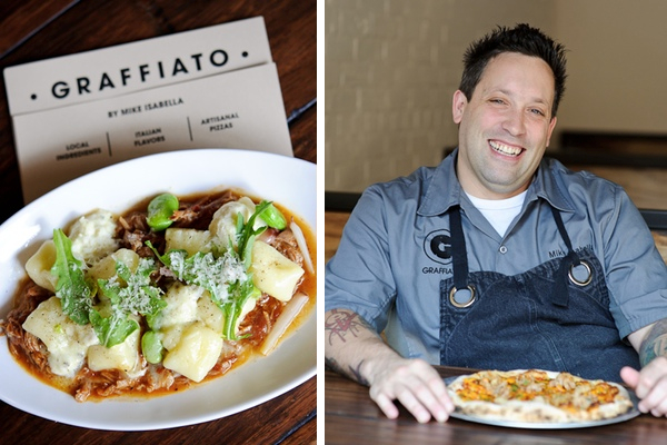 An Early Look at Graffiato—With Food Photos